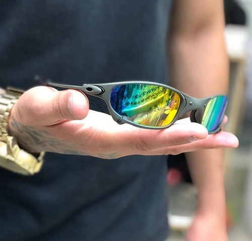 798721d1c Óculos Juliet Arco Iris 24k Double X Penny Original Co0-9776