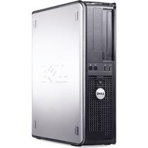 Cpu Completa Dell Core 2 Duo 4gb + Monitor 17 #frete Grátis