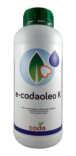 Fertilizante E Controle De Insetos E-codaoleo K 1l