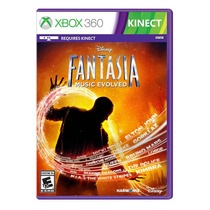 Jogo Fantasia: Music Evolved - Xbox 360 Disney