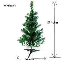 Kit-árvore 40cm+bolas+, Pisca!!!!! (frete Grátis)