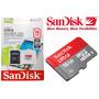 Cartão Micro Sdhc 16gb Ultra Sd Sandisk Classe 10 30mb/s