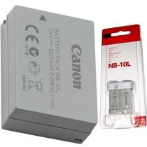 Bateria Nb-10l Para Camera Canon Powershot Sx40 Sx50 G1x G15