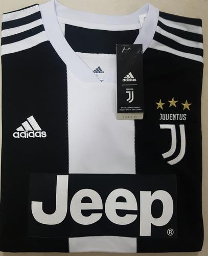 Camisa Original Juventus Cristiano Ronaldo 7 2018 (home) afb1014b14acf