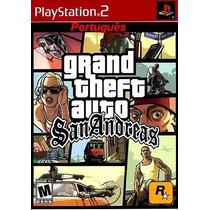 Patch Need For Speed E Gta San Andreas Para Ps2 Destravado!