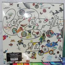 Lp Led Zeppelin Led Zeppelin 3 180g Lp Novo Usa