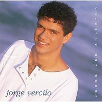 Frete Grátis Cd Jorge Vercilo Encontro Das Águas (1994)