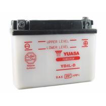 Bateria Moto 12 Volts Yuasa Yb4l-b - Honda C 100 Dream