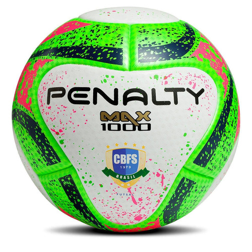 Bola Futsal Penalty Max 1000 Termotec 7 - 541441 ade2012e9866f