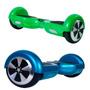 Skate Elétrico Hoverboard Tração Inteligente Scooter 2 Rodas