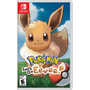 Pokémon Let's Go Eevee Switch Pronta Entrega Frete Grátis