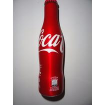 Garrafa De Aluminio Coca-cola Edição Especial Cheia - Lacrad