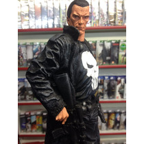 Estátua De Resina Justiceiro The Punisher Marvel Comics