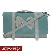Bolsa Carteira Com Laço - Verde