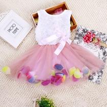 Vestido Infantil Importado Festa De Criança Luxo