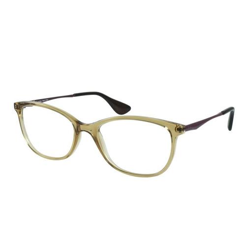 2b3b6e763f355 Óculos De Grau Ray-ban Rb7106 5706 53x17 140