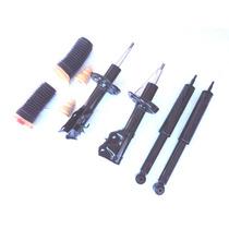 4 Amortecedor + 2 Kit Suspensão Honda New Civic