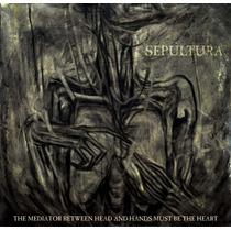 Cd/dvd Sepultura Mediator Between Head & Hands [eua] Lacrado