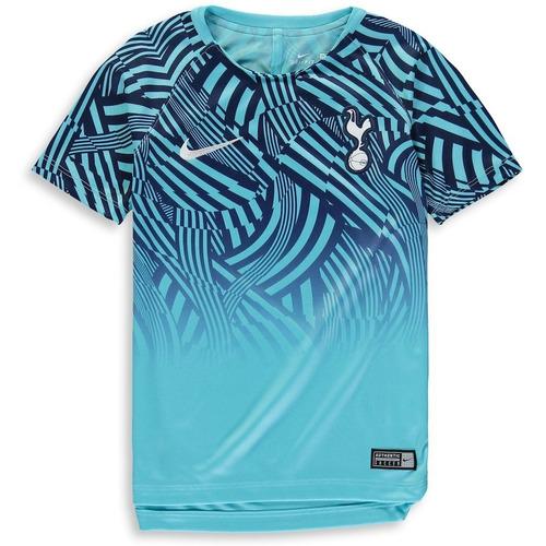 Camisa T ottenham Azul Modelo Nova 18 19 ( Pronta Entrega ) e4bc172d86cc2
