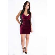 c0dc4ed78d Busca vestido de veludo com os melhores preços do Brasil ...