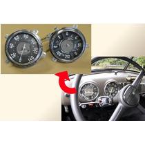 Velocímetro Relógios Painel Chevrolet 3100 Sapo 47 À 53 Orig