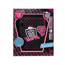 Monster High Diario Eletrônico - Secreto - Pronta Entrega