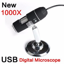 Microscópio Digital Usb 1000x 2.0 Mp Pronta Entrega