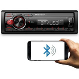 Pioneer Mp3 Player Mvh-s218bt Radio Bluetooth Usb Aux