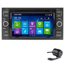 Central Multimídia Ford Transit Gps, Dvd, Tv, Bluetooth