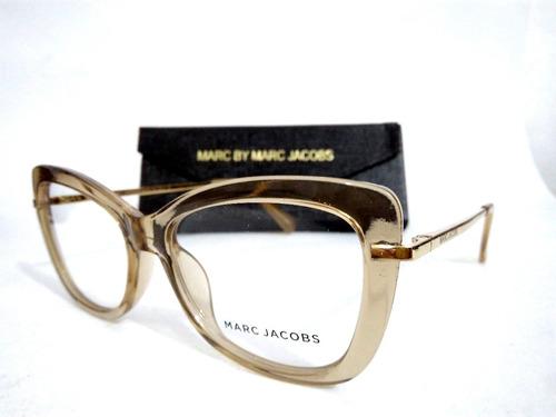 b60055348ccd3 Armação P  Oculos De Grau Feminino Marc Jacobs Mj545 Prime - R  69 ...