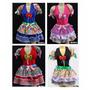 Vestido De Festa Junina Plus Size - Grandes Medidas 48 Ao 54