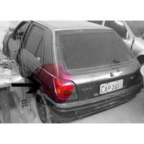 Portinhola Tanque Combustivel Fiesta Importado 94 95
