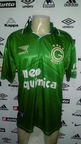 Camisa De Jogo Goiás 1999 Penalty Campeão Serie B 9aaa4a0ed0aed