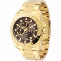 Relógio Technos Legacy Masculino Jr004p/4m Dourado 10 Atm