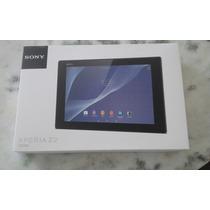 Sony Tab Z2 Gsp551 Lacrado Nf Anatel Desbloqueado