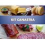 Kit Canastra- Salames E Queijo Reino