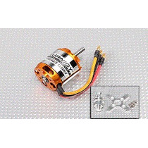 Motor Brushless D3542/5 1250kv Turnigy