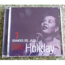 Cd Billie Holiday - Grandes Del Jazz 1.