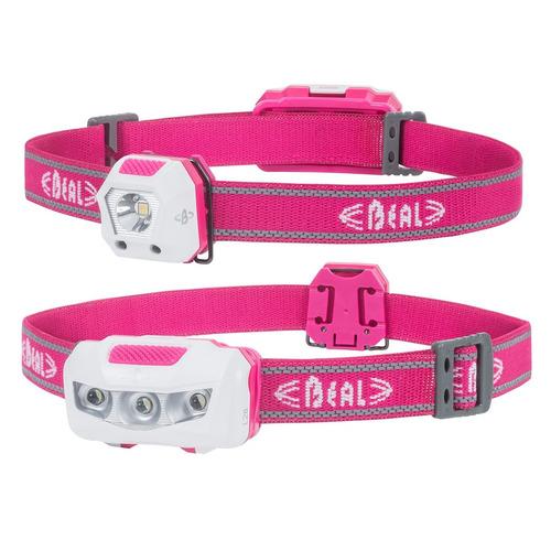 Lanterna De Cabeça Be Visi 28+24 Lumens - Beal - Rosa