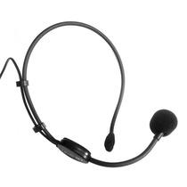 Frete Grátis Le Son Hd75-r Microfone De Cabeça Auricula