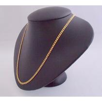 Cordão Modelo Grumet (oco)em Ouro 18k 10gr.