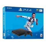Playstation 4 Sony 500 Gb Novo Lacrado! Melhor Preço!