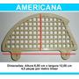 Passarinheiras Para Telhas Americana