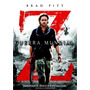 Dvd Guerra Mundial Z Novo Orig Lacrado Brad Pitt Zumbi Ação