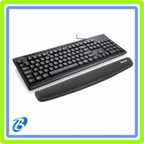 Apoio De Pulso Gel Preto Multilaser P/teclado (ac033)