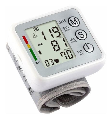 Aparelho Medidor De Pressão Arterial Digital De Pulso