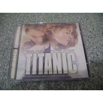 Cd - Titanic Trilha Sonora Do Filme Importado