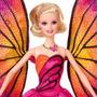 Barbie Butterfly E A Princesa Fairy Lançamento Do Ano Mattel