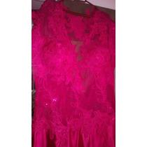 Vestido Longo Rosa Pink Fatima Didini