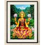 Quadro Indiano-buda-shiva-yoga70 (39x51 - A3)